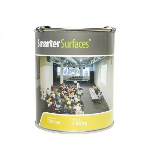 Boîte peinture projector pour vidéoprojection smarter surfaces
