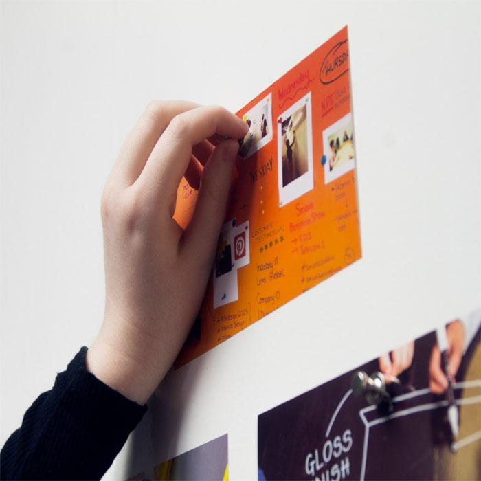 Papier peint magnétique murs du bureau