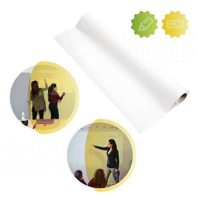 Papier Peint Projecteur & Tableau Blanc Smart