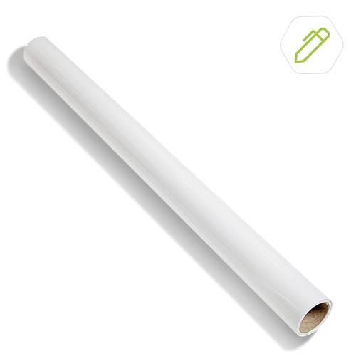 rouleau du papier peint tableau blanc smart