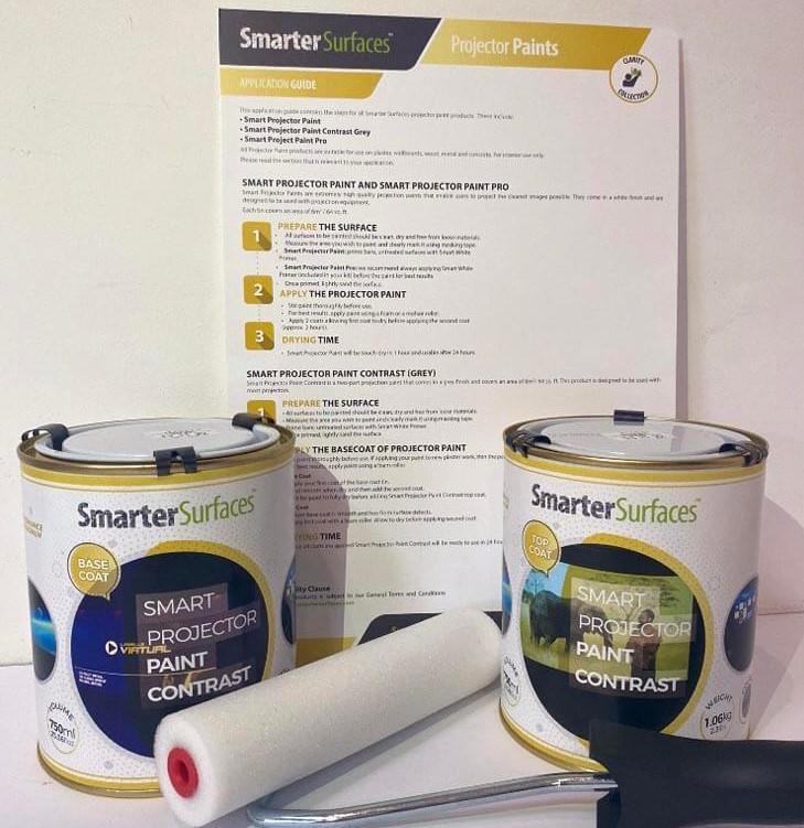 Peinture-projecteur-contraste-kit-entier-et-guide-dapplication