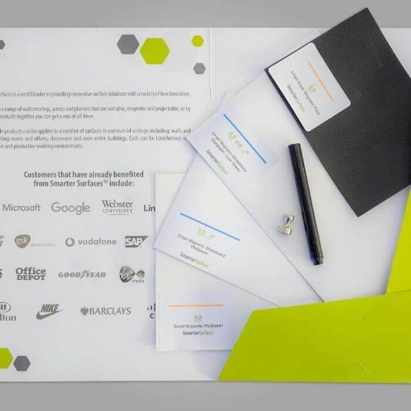 Pack Échantillons Produits Magnétique Smarter Surfaces