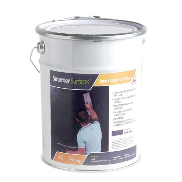 image de la boîte du plâtre magnétique smarter surfaces